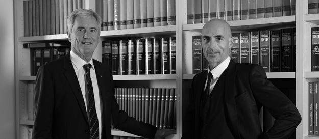 Unsere Rechtsanwälte