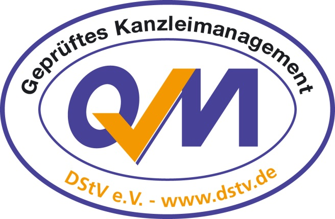 Logo Qualitätsmanagement