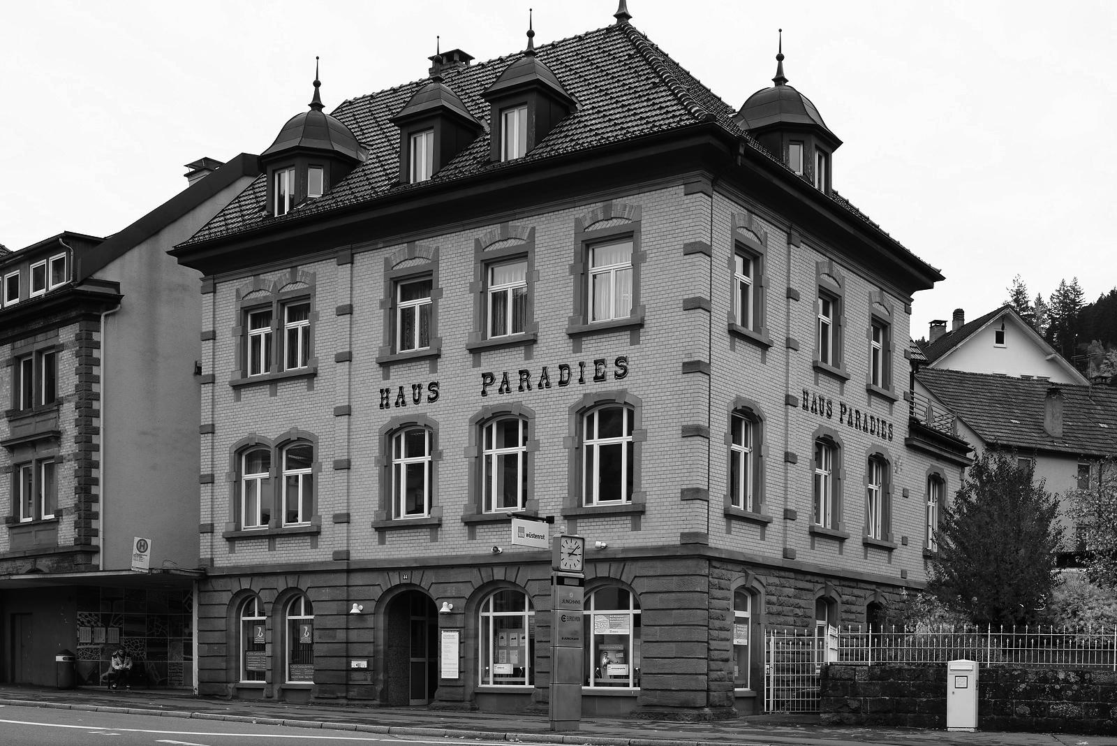 Mayer, Kohler + Partner, Standort Schramberg