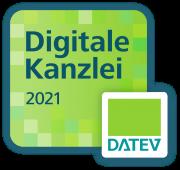 DATEV Auszeichnung: Digitale Kanzlei 2021
